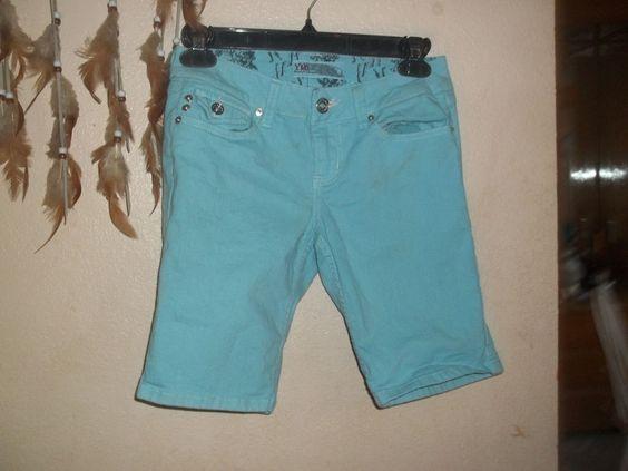 Aqua YMI  girls 14 reg shorts #Everyday