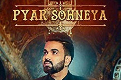 Enna Pyar Sohneya Deepak Gogna Mp3 Download Free In 2021 New Song Download Mp3 Song Download Enna