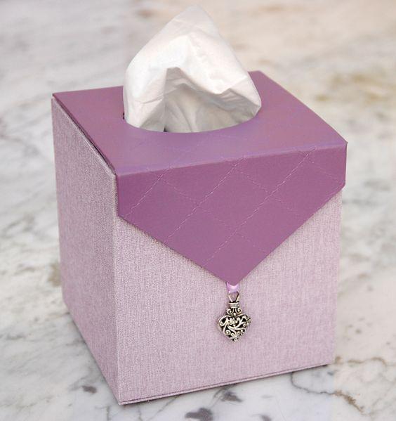 kleenex box cartonnage my boxes pinterest hauts. Black Bedroom Furniture Sets. Home Design Ideas