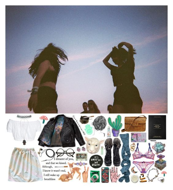 """make out with me"" by higherbrain ❤ liked on Polyvore featuring GERMAN PRINCESS, Topshop, Augusta, O.S.P Osprey, Liberty, Missoni, ASOS, Friis & Company, Agent Provocateur and Cath Kidston"