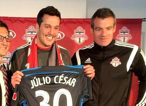 Blog Esportivo do Suíço: Julio Cesar deixa o Toronto e volta ao Queens Park Rangers