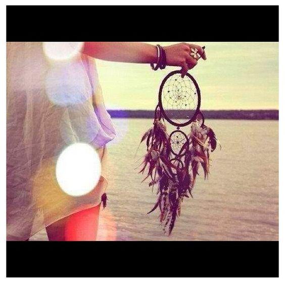 Me encantan los atrapa sueños!
