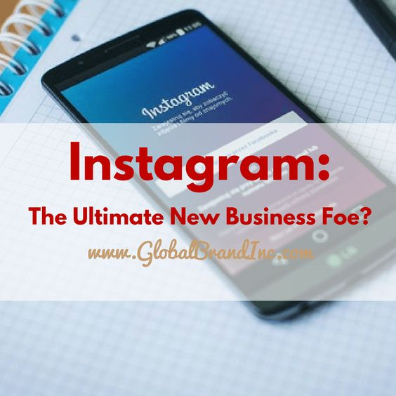 """We have all seen the Instagram changes, hashtags such as #InstagramLogo #InstagramTimeline and the latest #InstagramStories plagued our social media. The new Instagram """"Business"""" profile promises t…"""