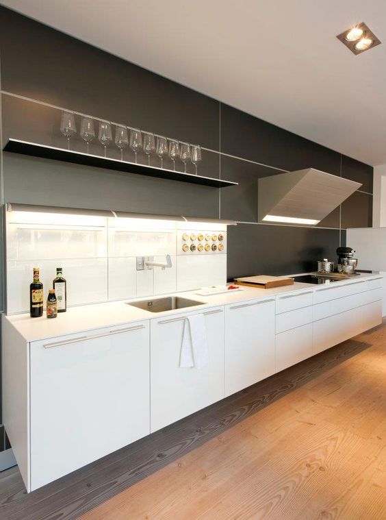 Bulthaup design kitchen. Projects by several bulthaup showrooms ...