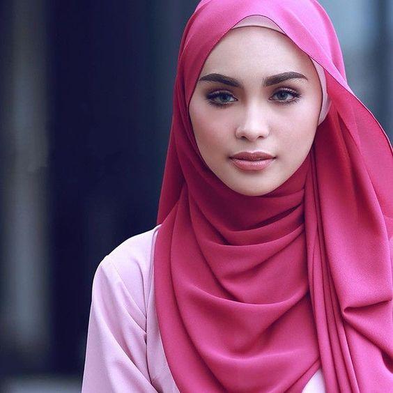 $3.38 - Women Fashion Chiffon Long Scarf Muslim Hijab Arab Wrap Shawl Headwear Wholesale #ebay #Fashion