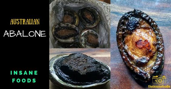#Abalone a.k.a marine snails are an #exotic #seafood selling at $60/kg in select fresh food markets in Australia