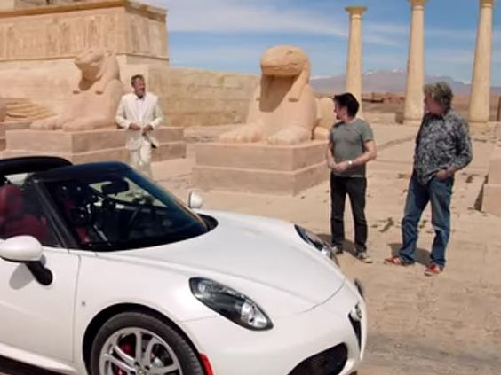 The Grand Tour Trailer: The Return Of Motoring's Maddest Trio Is As Crazy As It Gets