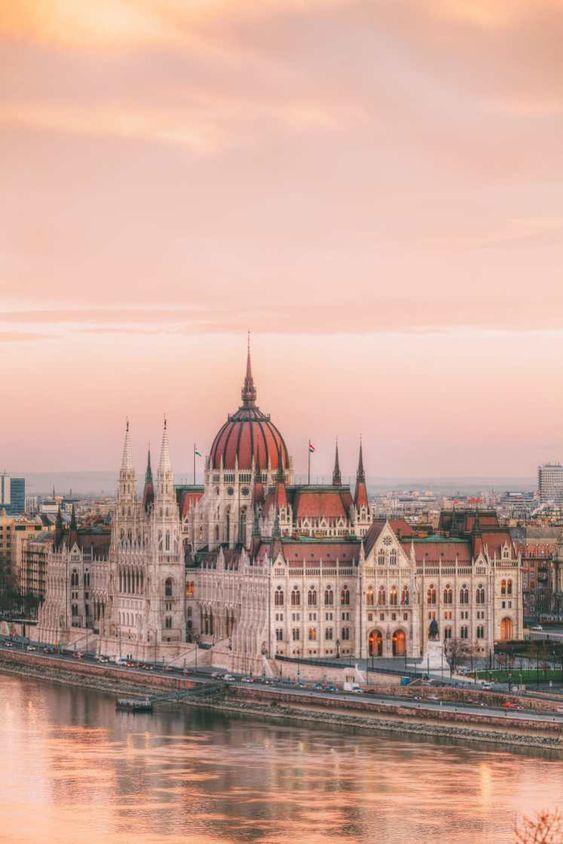 Будапешт тури до Європи