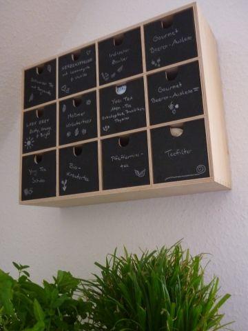 Teebox zum Aufhängen | hej.de