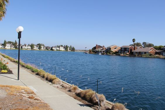Waterways just steps away from your door