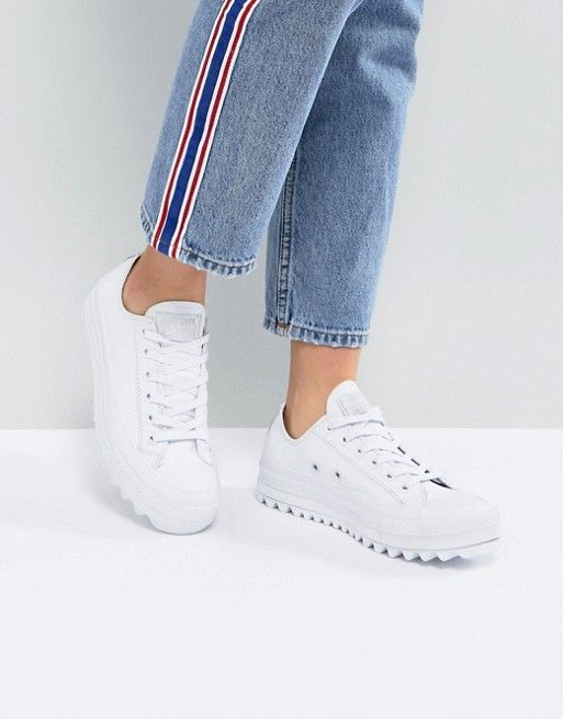 Chuck Taylor All Star Lift Ox Shoes (trainers)