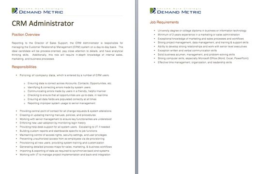 Marketing Coordinator Job Description - A template to quickly - marketing coordinator job description