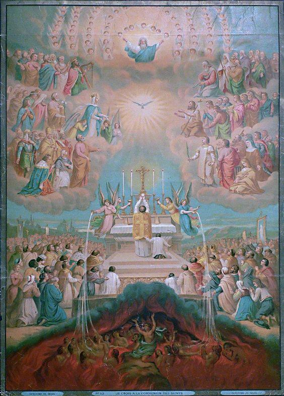 The Communion of Saints: