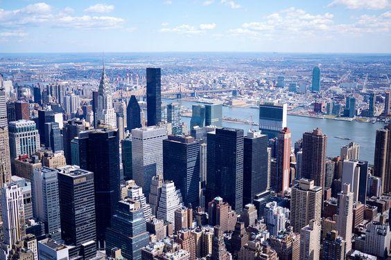 "A cidade de Nova York estaria ""Atrasando"" seu Futuro?"
