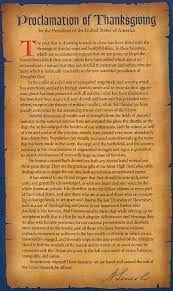 God in Thanksgiving by Speaker Abraham Lincoln - Phillip Hatfield