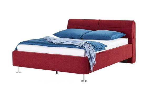 Posterbettgestell 160x200 Rot Mein Bett Hoffner Von Hoffner Betten 140x200 In 2020 Bett Mit Bettkasten Bett 140x200 Bett