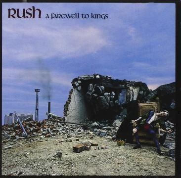 Rush - A Farewell To Kings - Rock progressivo