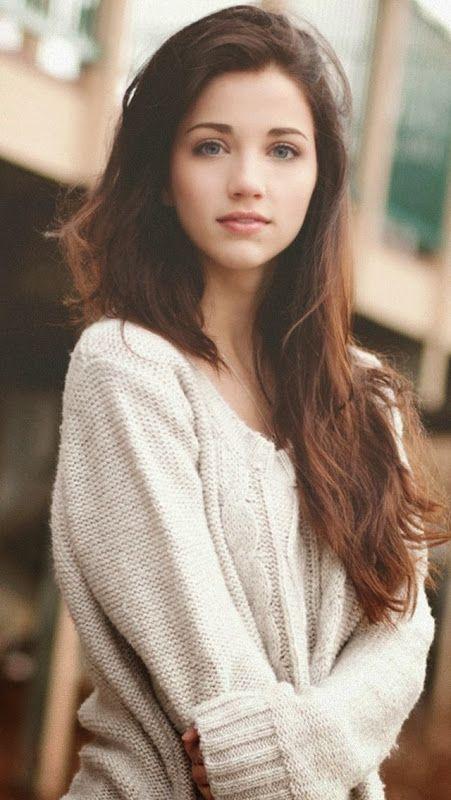 black hair green eyes girl - Google Search