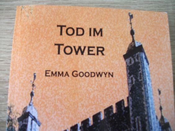 Lesestoff für London-Fans: Tod im Tower