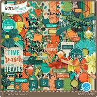 A Time And A Season $6.00