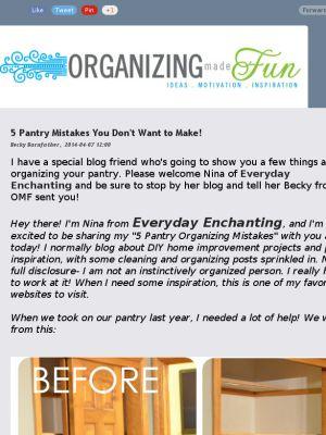 11 Ways to Organize your Jewelry-  Some great ideas...