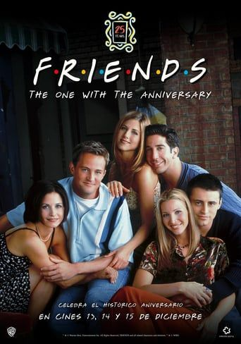 Ver Friends 25th The One With The Anniversary 2019 Pelicula Completa Online En Espanol Latino Subtitulad In 2020 Tv Series Online Now And Then Movie Anniversary