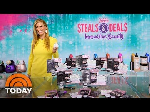 Find Deals Of The Day And Other Online Sales From Jill S Steals And Deals On The Today Show Purchase Gifts Beauty Produc Skincare Set Makeup Sponge Skin Care