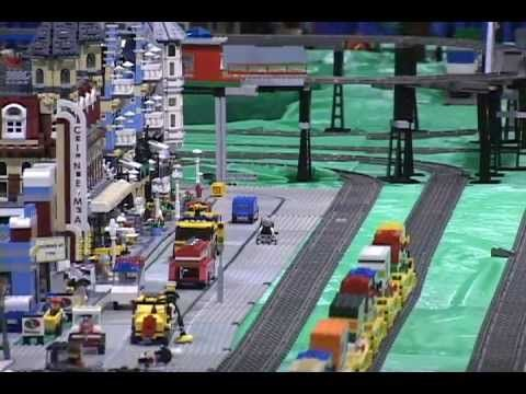 Visit http://www.lotsoftrains.com for more train videos. Little ...