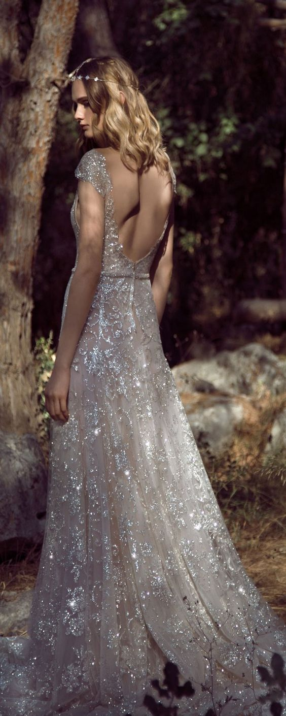 the dreamiest, most enchanting wedding dress that's guaranteed to take your breath away