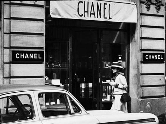 butik pertama coco chanel