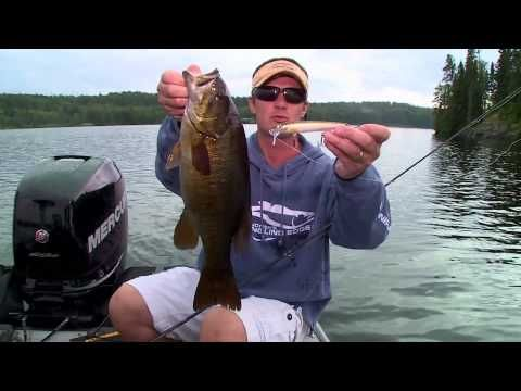 The Right Combos for Prespawn Smallie Success - YouTube