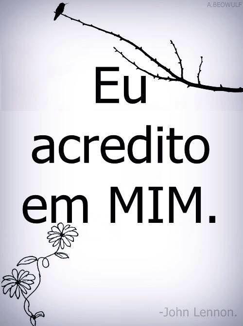 Post #FALASÉRIO! : ESSE É O MEU MANTRA !