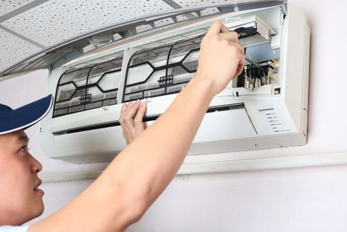 Air Conditioning Repair Servicing Calgary Cochrane Air Conditioner Repair Air Conditioning Services Air Conditioning Repair