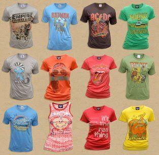 fun vintage shirts!