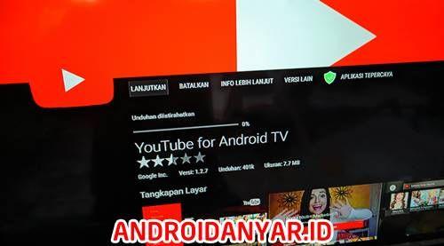 Memperbaiki Tindakan Ini Tidak Diizinkan Youtube Android Tv Stb Indihome Dll Android Youtube Aplikasi