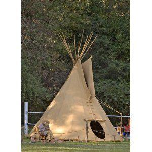 Ø 3 m 10,2 ft Tipi - cover Indian tent tepee Wigwam Larp Yurt
