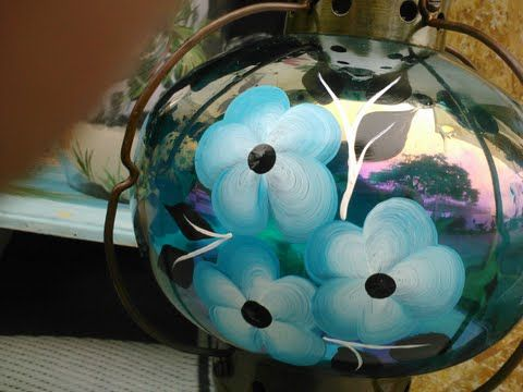 Hand Painted Designs by Martee - Onion Lanterns