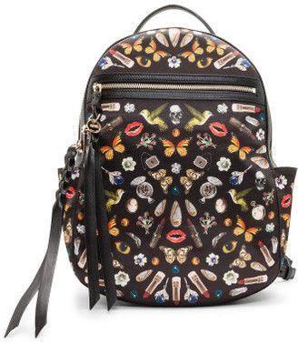 Alexander McQueen Large Backpack