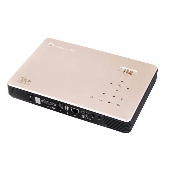 2016 Full HD 1080P 3D Wifi DLP Mini Portable HDMI LED 4K Home Theater Projector  https://t.co/tJnDuB9T7t https://t.co/5Dr3c138jn