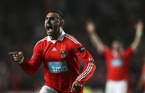 Carlos Martins, Benfica - Guimarães