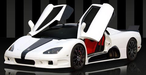 SSC Ultimate Aero. 0-60 mph time: 2.78 secs. 1183 hp, base price is $654,400. The SSC Ultimate Aero is an American-produced supercar. It was the fastest production car in the world before it was succeeded by the 2010 Bugatti Veyron Super Sport.