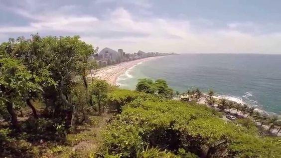 Parque do Penhasco Dois Irmãos - Rio de Janeiro