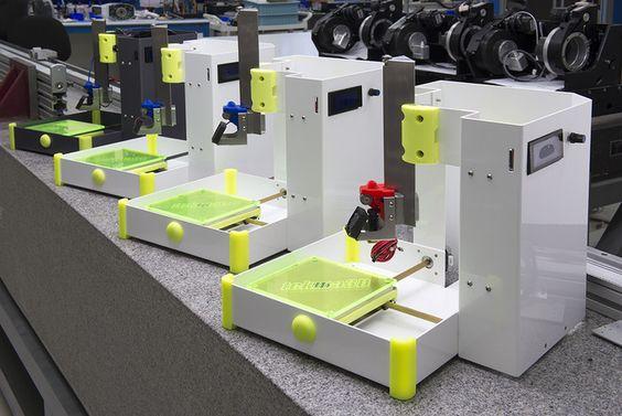 The Tekma3D TM1 3D Printer