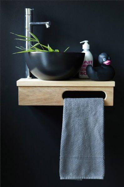Like the towel hanging bit underneath!