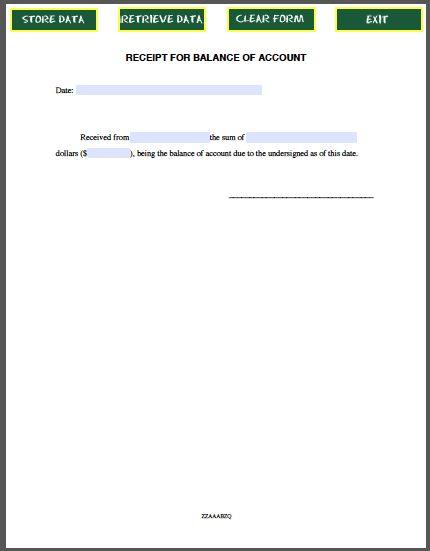 Cash Payment Receipt Template Forms Pinterest – Receipt for Payment