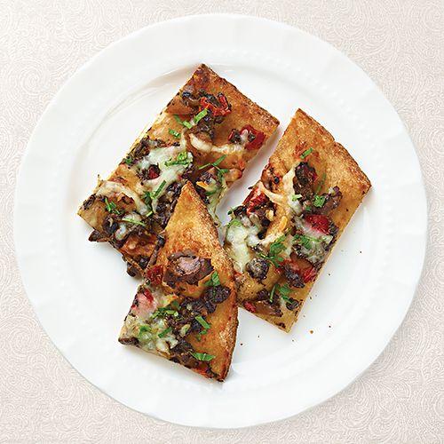 Portobella Mushroom Bruschetta Naan Pizza - Wegmans | Pizza ...