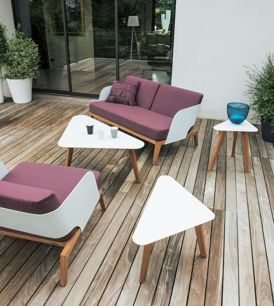 Mobilier de jardin herblay tables chaises for Mobilier terrasse