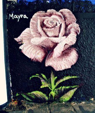 Mayra in Athens, Greece, 2016