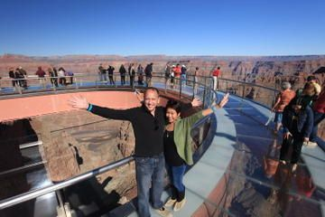 3933 Reviews: Grand Canyon and Hoover Dam Day Trip from Las Vegas with Optional Skywalk | Viator