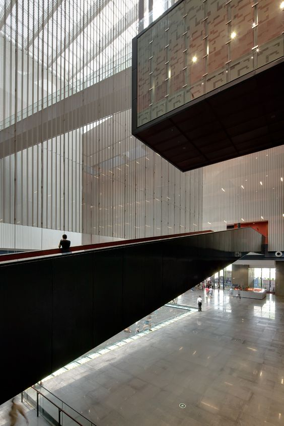 rocco design architects: guangdong museum